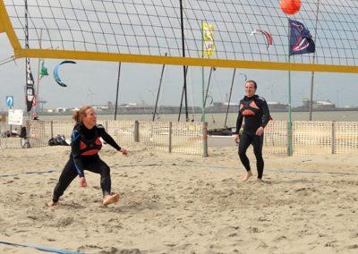 Volley de plage