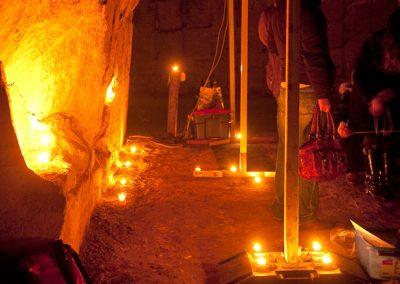 Het ondergrondse doolhof