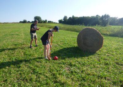Le golf agricole